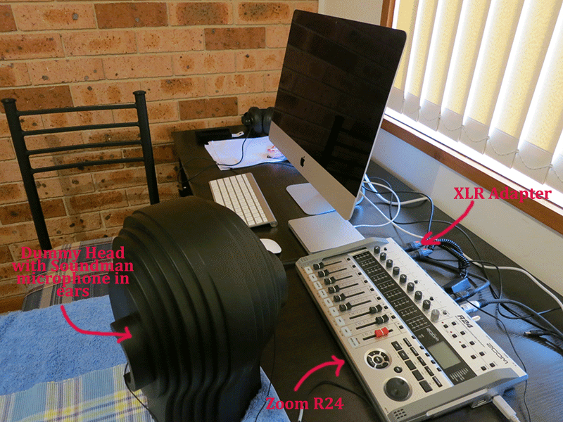Audio-Setup