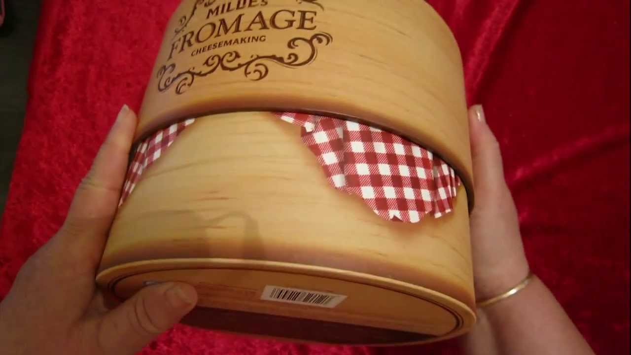 ASMR: Softly Spoken Unboxing of a Cheese Making Kit