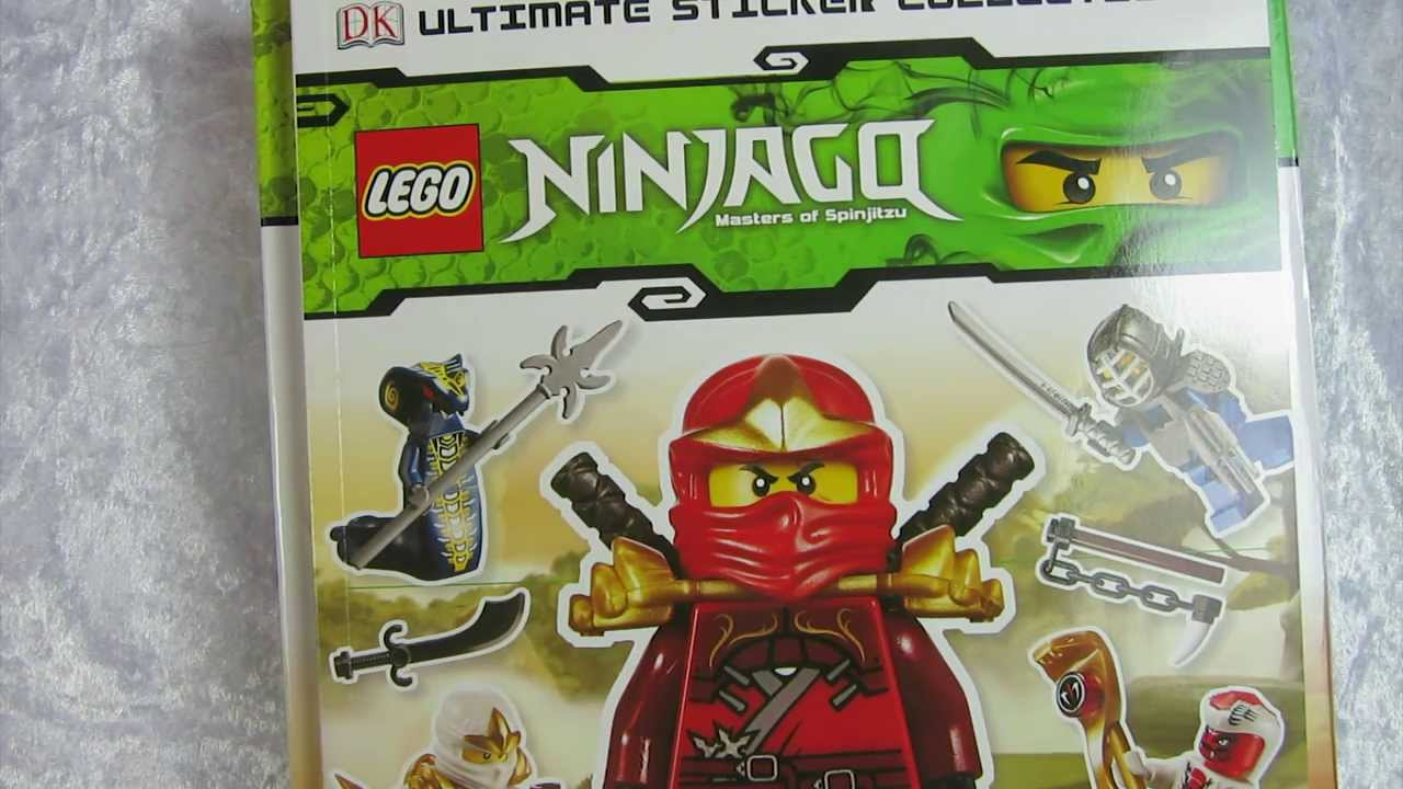 Ninjago Lego Unboxing: Softly Spoken with Some Crinkly Sounds