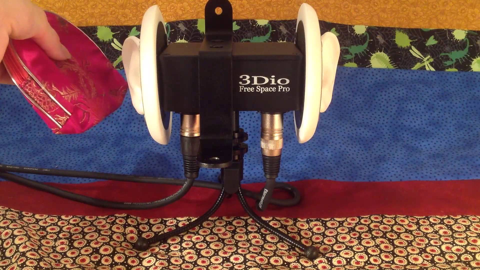 Where Can You Buy the 3Dio Free Space Pro Binaural Microphone?