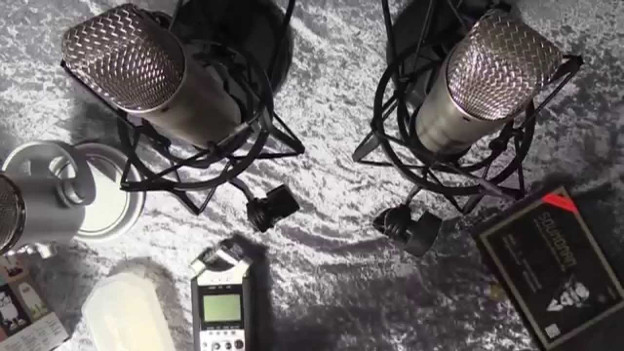 Microphones for ASMR Artists