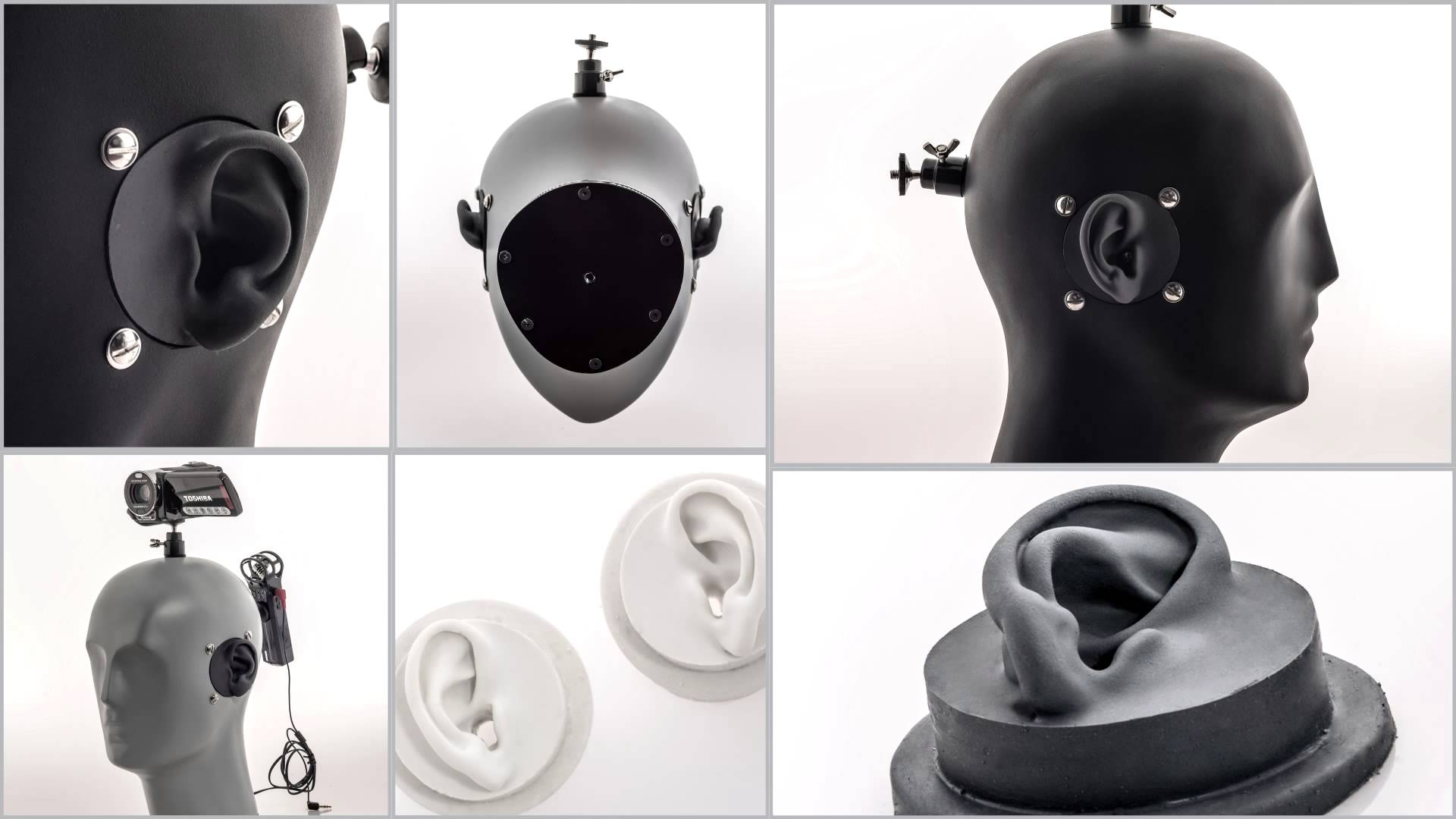We've Just Ordered a Binaural Enthusiast Dummy Head Microphone