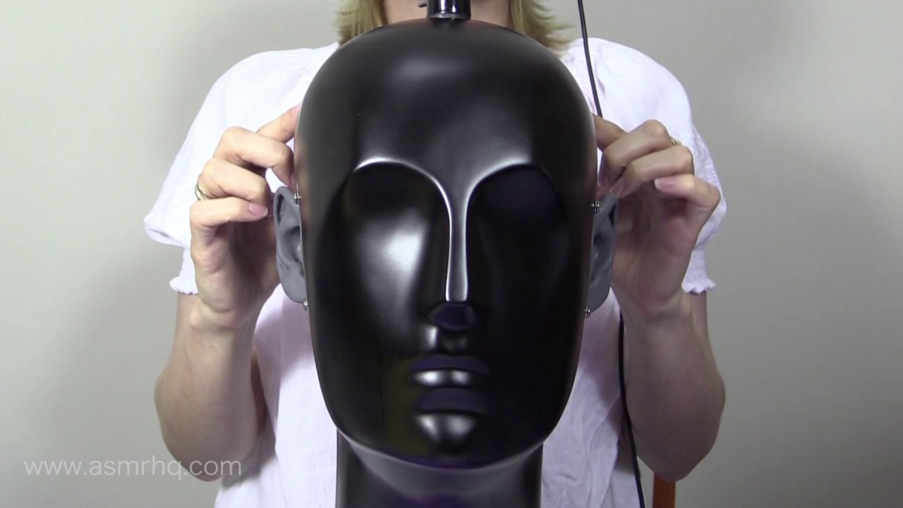 ASMR: Binaural Enthusiast Microphone Test – Mixed Sounds, Softly Spoken